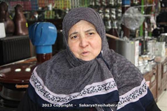 25 Bin Lirasını Düşüren Kadın