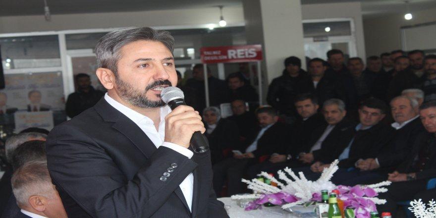 """TBMM Başkanvekili Ahmet Aydın: """"Sözün asıl sahibi millettir"""""""