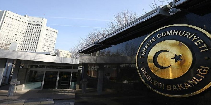 Türkiye'nin Trablus Büyükelçiliği çekirdek kadroyla yeniden faaliyette