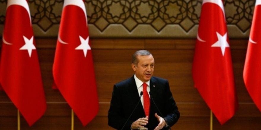 Erdoğan Sahaya Çıktı: Bana Bak Başkanlık Sistemi Başlıyor