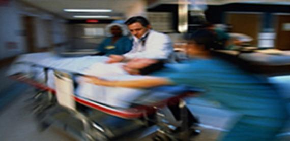 Alacak verecek kavgası hastanede bitti