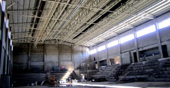 Çayırova, kapalı Spor salonuna kavuşuyor