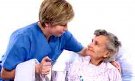 Askeri hastanelerdeki yaşlılara bakım hakkı