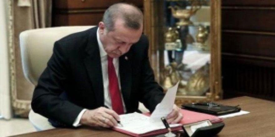 Anayasa Değişiklik Teklifi Meclis Tarafından Cumhurbaşkanı'na Sunuldu