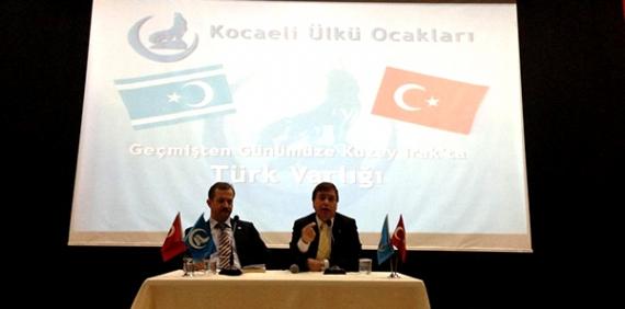 Ülkücüler Irak'ta Türk varlığını konuştu