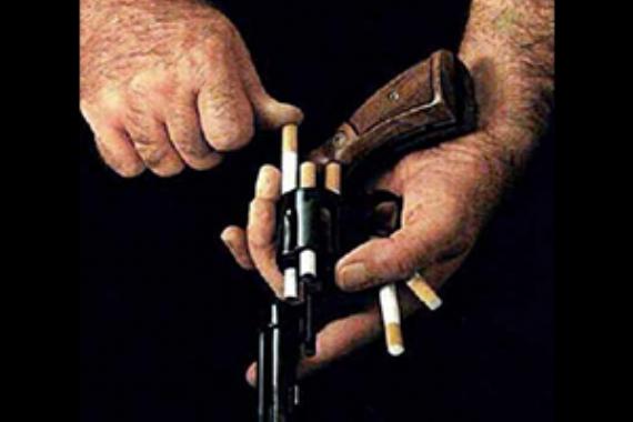 Sigara tiryakileri 'köri' tüketsin!