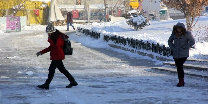 Bir bölge donacak ! Meteorolojiden Vatandaşlara Tedbirli Olun Uyarısı