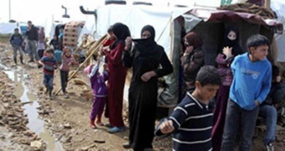 160 Suriyeli sığınmacı yemekten zehirlendi