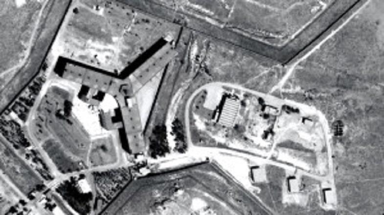 Suriye'deki hapishanede binlerce kişi idam edildi