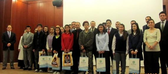 İstiklal Marşı'nda Çayırova birincileri belli oldu