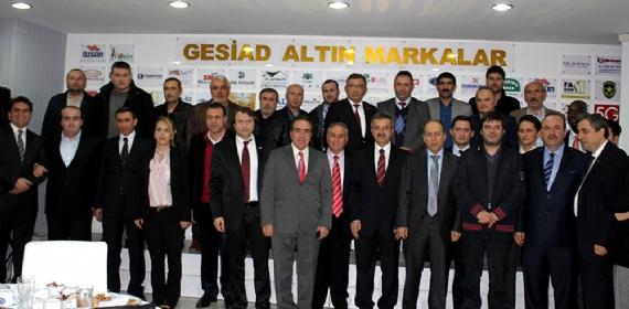 GESİAD, yapı sektörünü buluşturdu