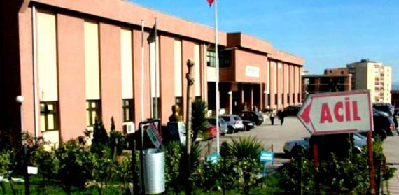 Fatih Devlet Hastanesi yıkılıyor