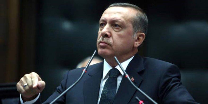 Cumhurbaşkanı Erdoğan'dan önemli açıklama:An Meselesi