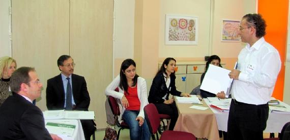 """""""Lider öğretmen"""" semineri devam ediyor"""
