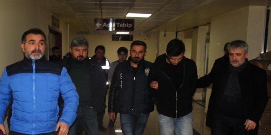 Cinayet Zanlısı 3 Suriyeli Ülkelerine Kaçarken Yakalandı