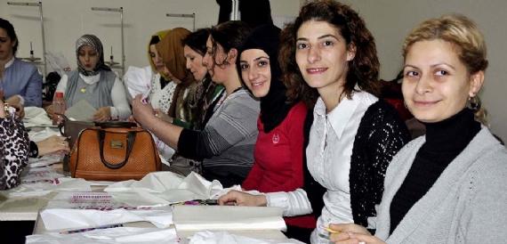 Usta öğreticilere Eğitim semineri