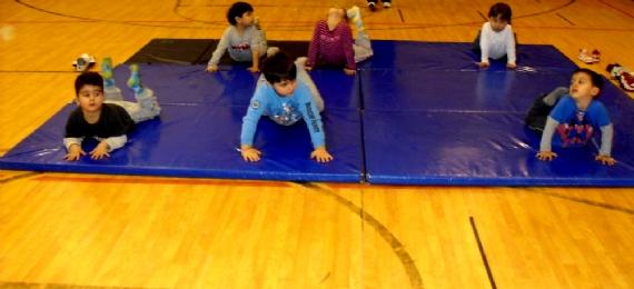 Büyükşehir'de jimnastik kursları başladı
