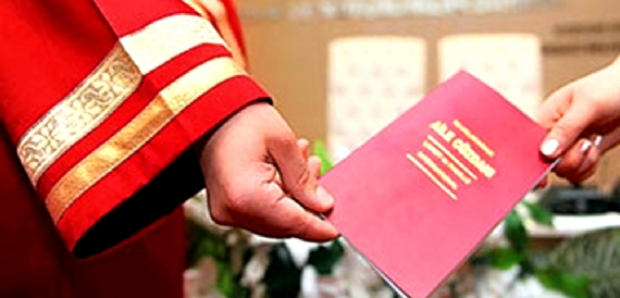 2012'de en çok nikah Gebze'de kıyıldı