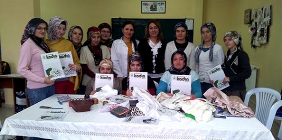 Avluburun'da aile ve iletişim semineri