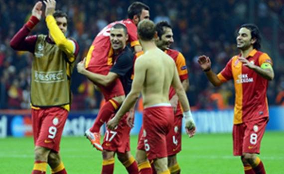 Galatasaray avantajı rakibine verdi