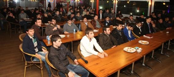 Milletvekili Aygün gençlerle buluştu
