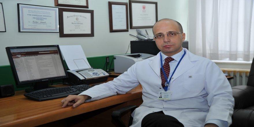 ESOGÜ Öğretim Üyesi Prof. Dr. Görenek'e Türk Kalp Vakfı'nda önemli görev