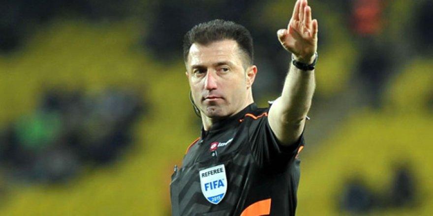 Hüseyin Göçek, Avrupa Ligi maçını yönetecek