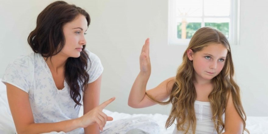 Ailenin yanlış davranış tutumları, çocukların davranışlarına yön veriyor