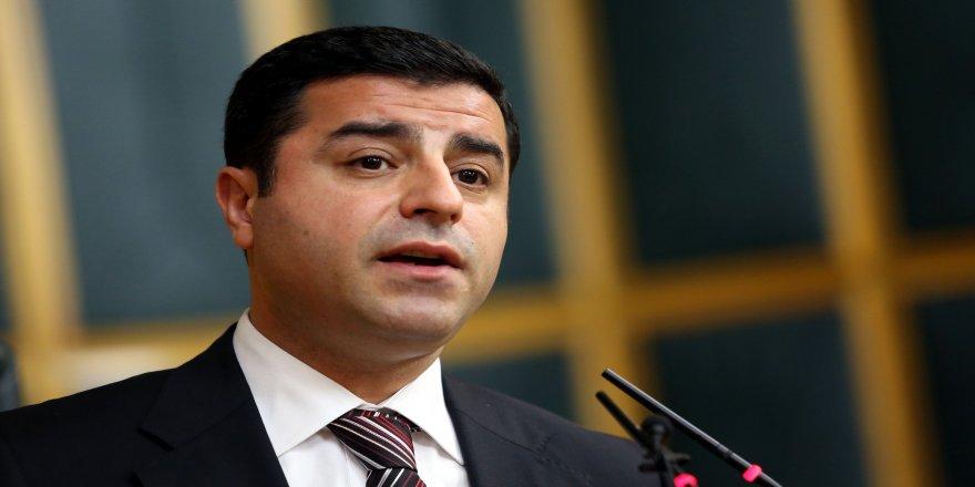 Selahattin Demirtaş'a 5 ay hapis cezası
