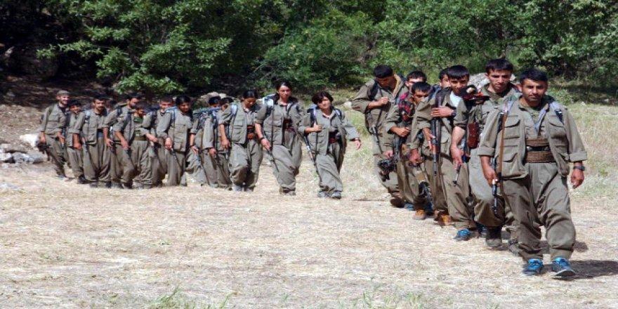 Kıyamet kopacak! PKK Türkiyenin hedefine terörist yığıyor