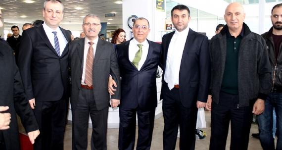 ALM Hasar Onarım Merkezi açıldı