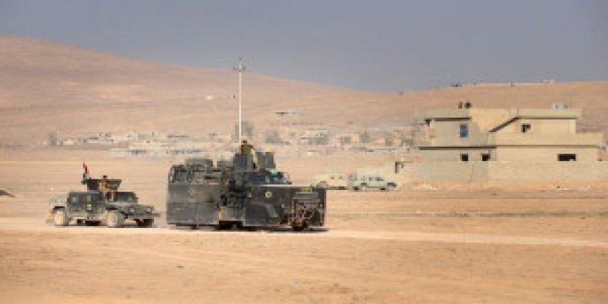 Operasyon başladı! 60 bin Irak askeri katılıyor