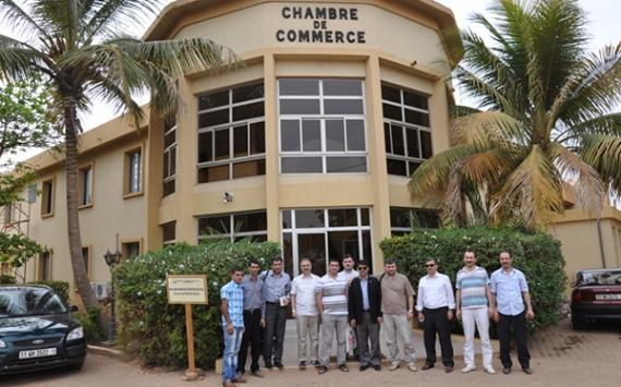 KASİAD üyeleri Burkina Faso'da