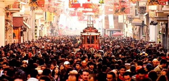 2023 Türkiye nüfusu açıklandı