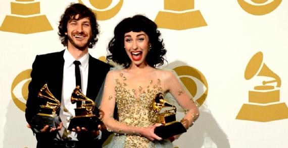 Müziğin Oscar'ları sahiplerini buldu