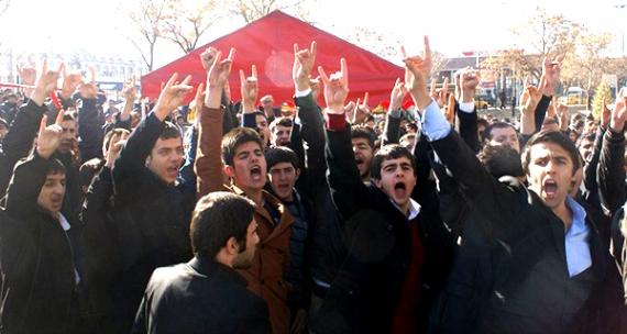 Ülkü Ocakları Ankara da