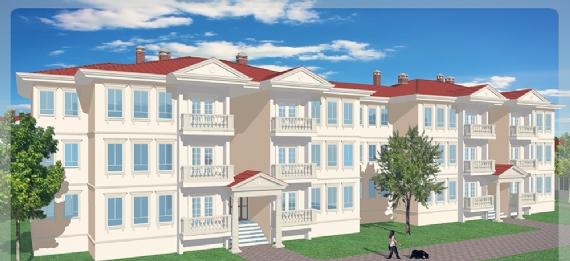Toki, 13 Şehirde yöresel mimar projelerini uygulamaya koydu