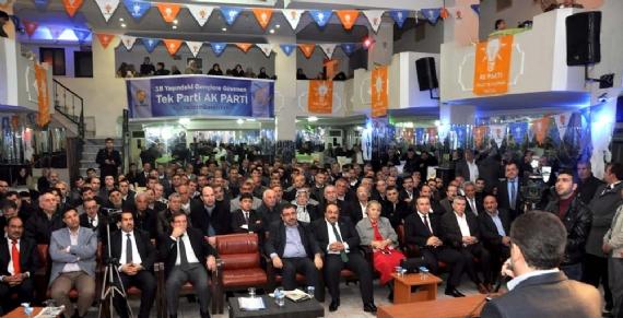 Dilovası'nda da AK Partili oldular