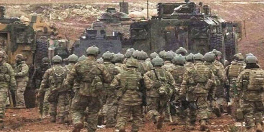 El Bab'taki askerlere güzel haber