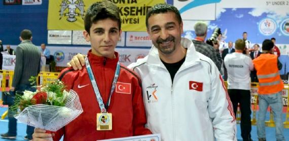 Eray Şamdan Avrupa Şampiyonu!