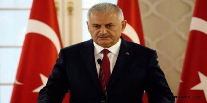 """Başbakan Yıldırım: """"Söz Milletin Karar Milletin"""""""