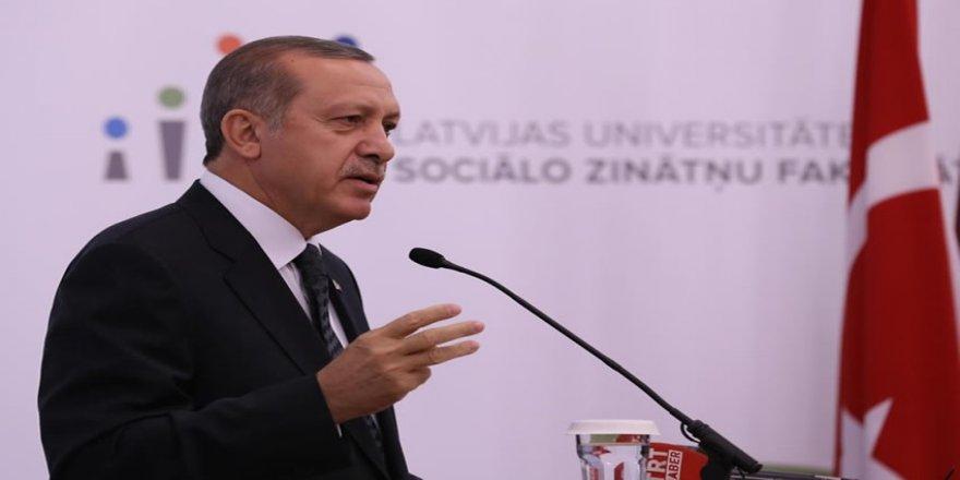 Erdoğan Doğu Afrika'da yaşanan insanlık dramı için harekete geçti