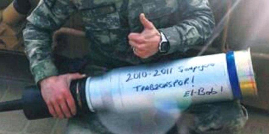 Askerin El Bab mesajı, sosyal medyada rekora koşuyor