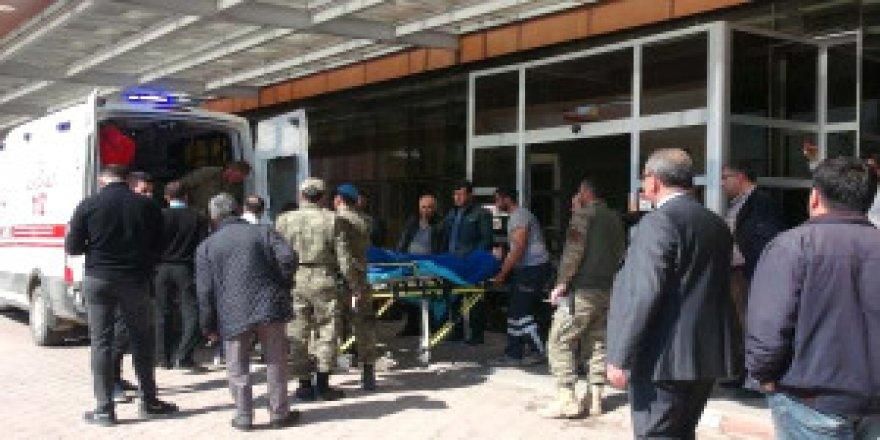 YPG, El Bab'da Türk askerine saldırdı! 4 uzman çavuş yaralı