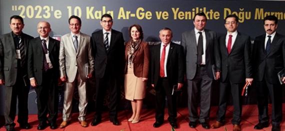 KASİAD Gebze'deki önemli toplantıya katıldı