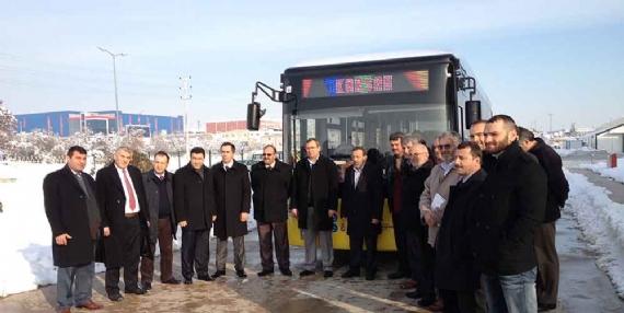 Özel halk otobüsleri yenilenecek