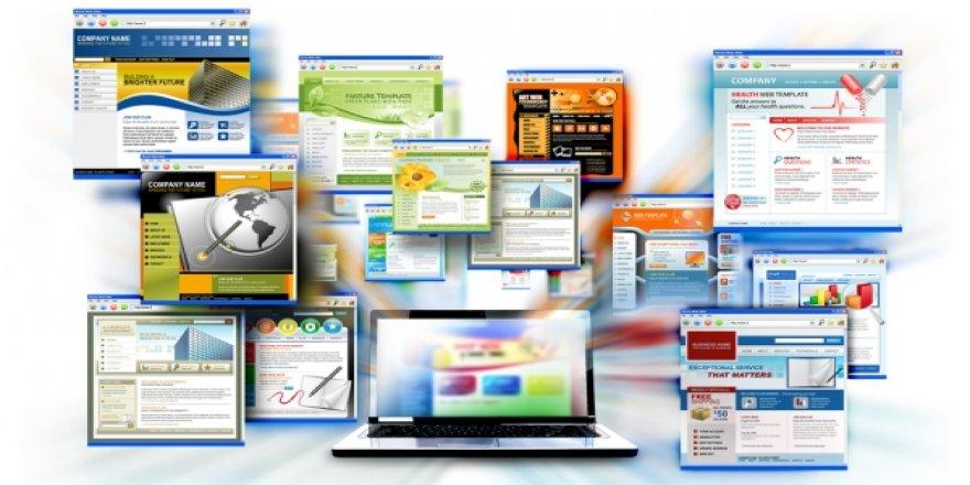 Web Tasarımı İle Sizde Bir Adım Öne Geçin