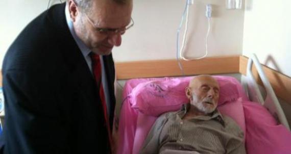 Vahap Ayar'ın amcası vefat etti