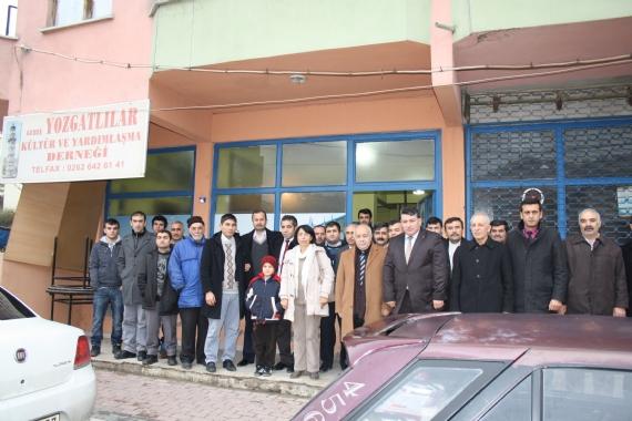 CHP Darıca'dan Yozgatlılara ziyaret
