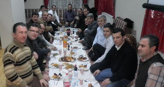 Balkanlıların fasıllı buluşması